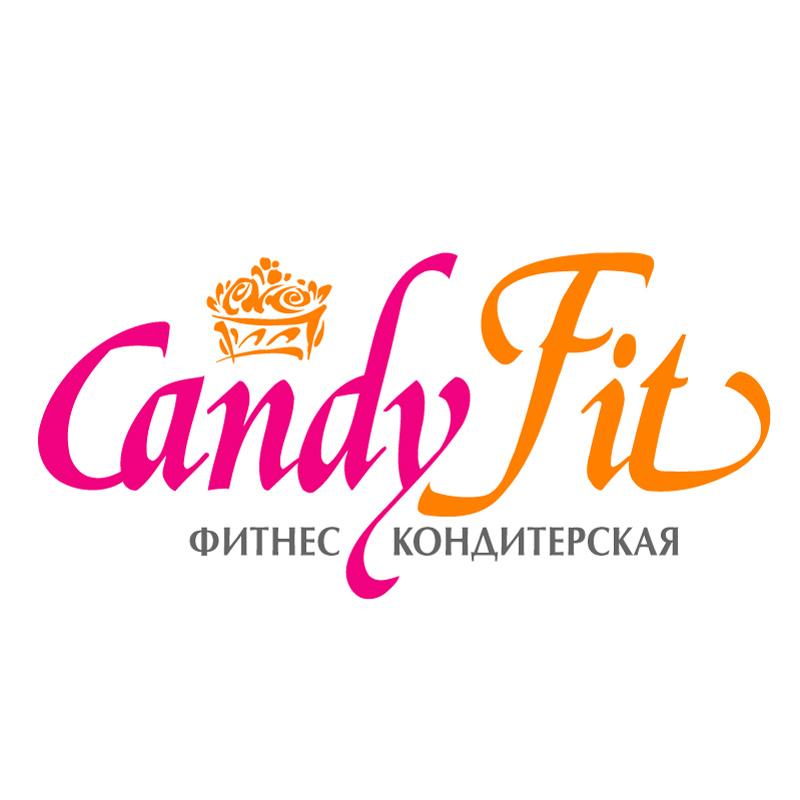 """Разработать логотип для """"CandyFit"""" фото f_54451e945b3e6f15.jpg"""