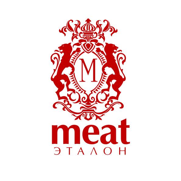 Логотип компании «Meat эталон» фото f_65756fd6099b9c6c.jpg