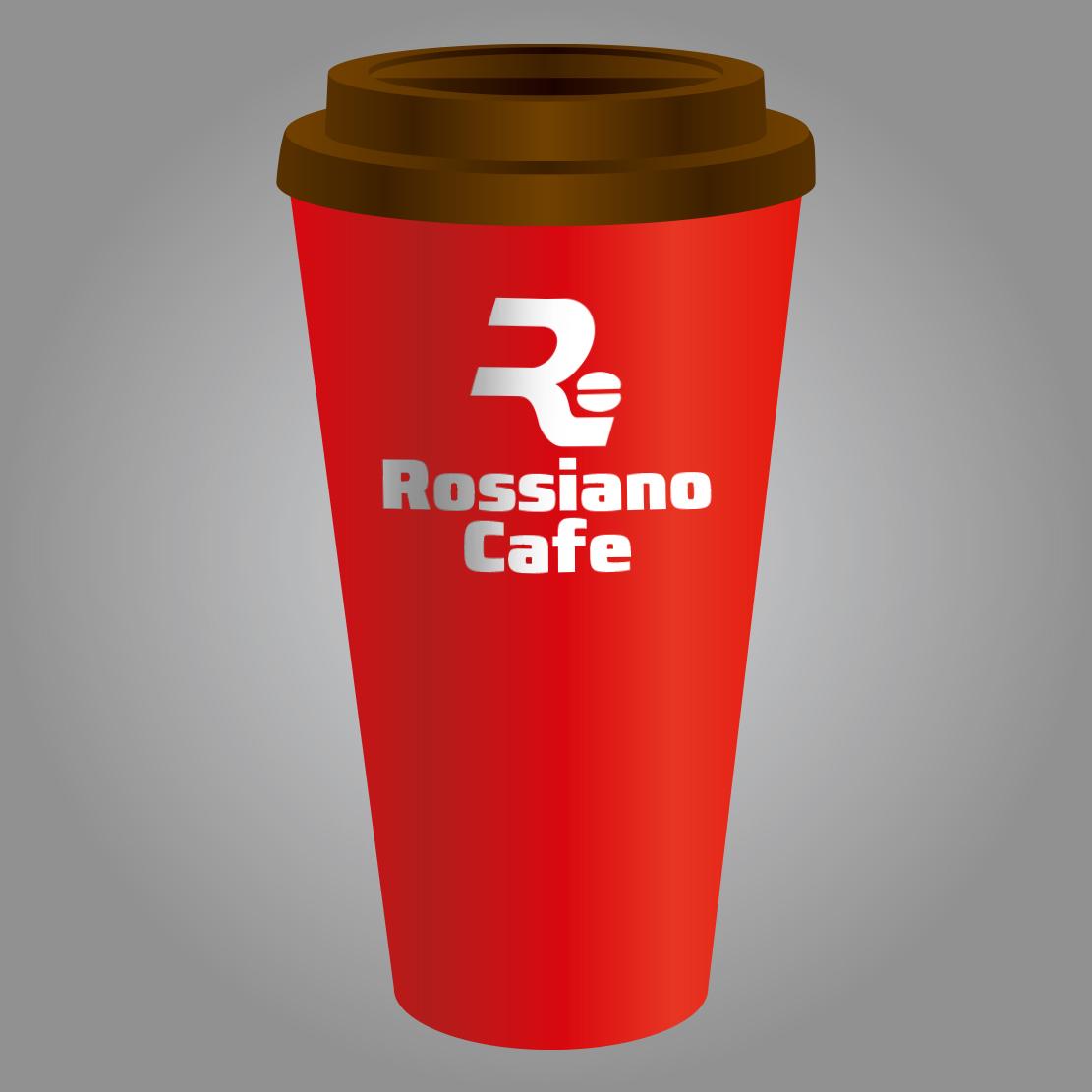 Логотип для кофейного бренда «Rossiano cafe». фото f_66957c7d51e213d1.jpg