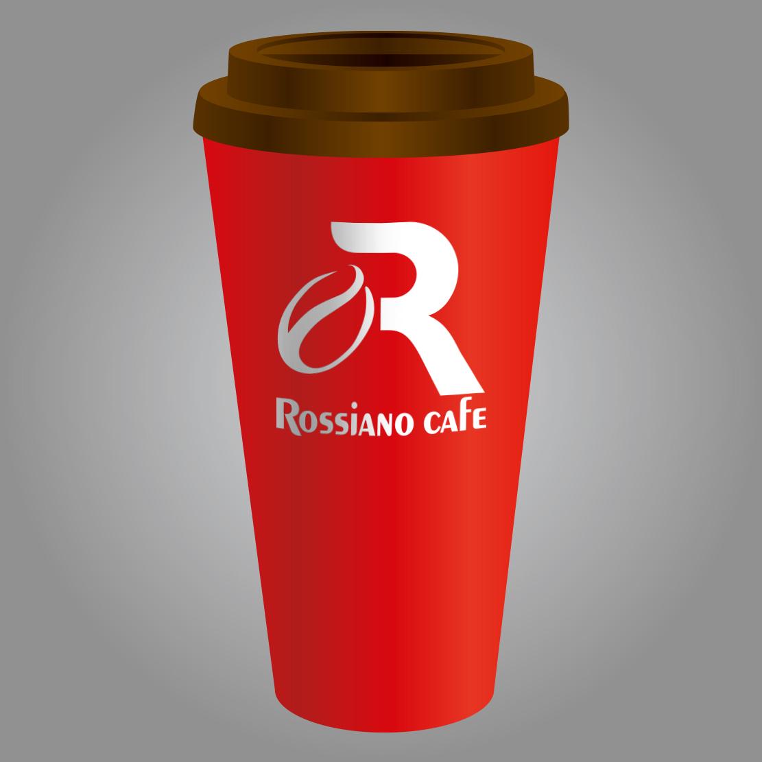 Логотип для кофейного бренда «Rossiano cafe». фото f_81557c7d18cd8fb3.jpg