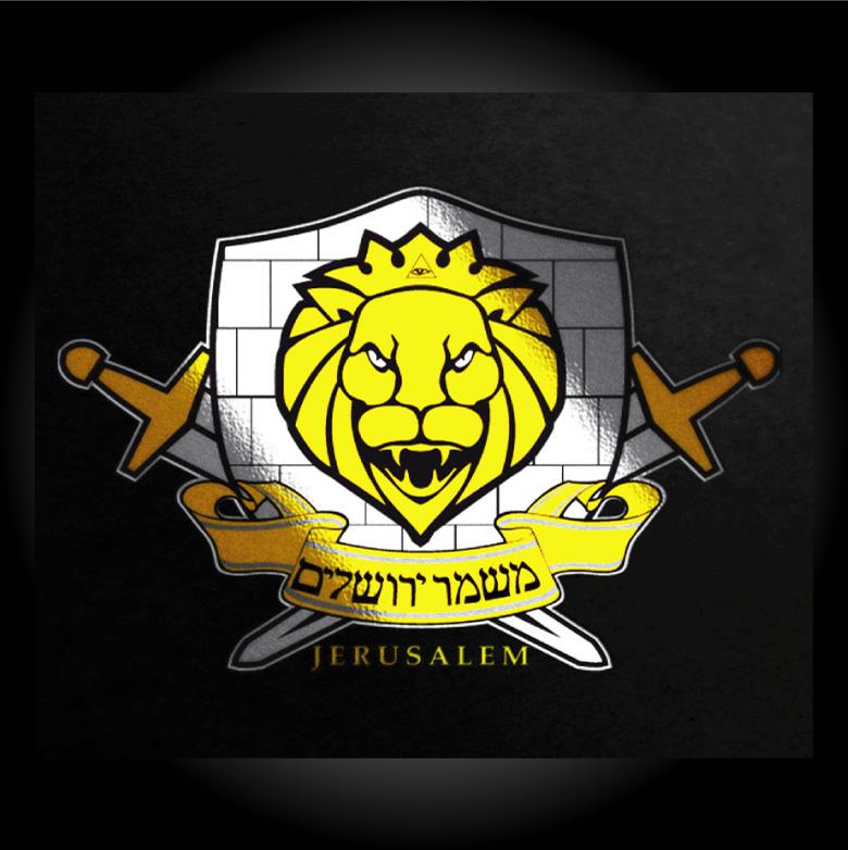 Разработка логотипа. Компания Страж Иерусалима фото f_86051ffaaf7af320.jpg