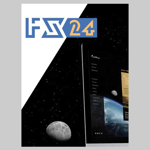 Разработка логотипа компании FX-24 фото f_884545d0a0c2340d.jpg