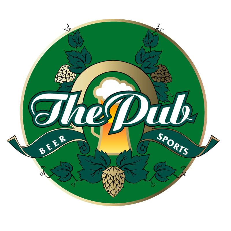 """Разработка логотипа торговой марки """"THEPUB"""" фото f_91552009c210479d.jpg"""