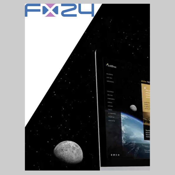 Разработка логотипа компании FX-24 фото f_958545d08e23c16c.jpg