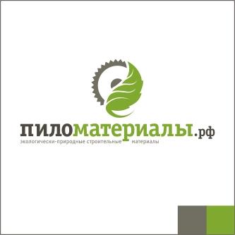 """Создание логотипа и фирменного стиля """"Пиломатериалы.РФ"""" фото f_00152f8cda253e21.jpg"""