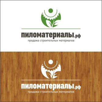 """Создание логотипа и фирменного стиля """"Пиломатериалы.РФ"""" фото f_53752f33362d2140.jpg"""