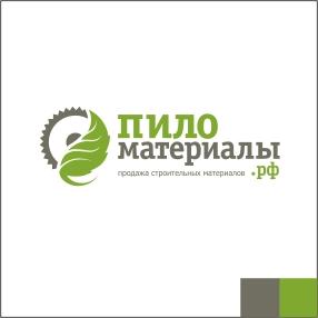 """Создание логотипа и фирменного стиля """"Пиломатериалы.РФ"""" фото f_91252f33930d2589.jpg"""