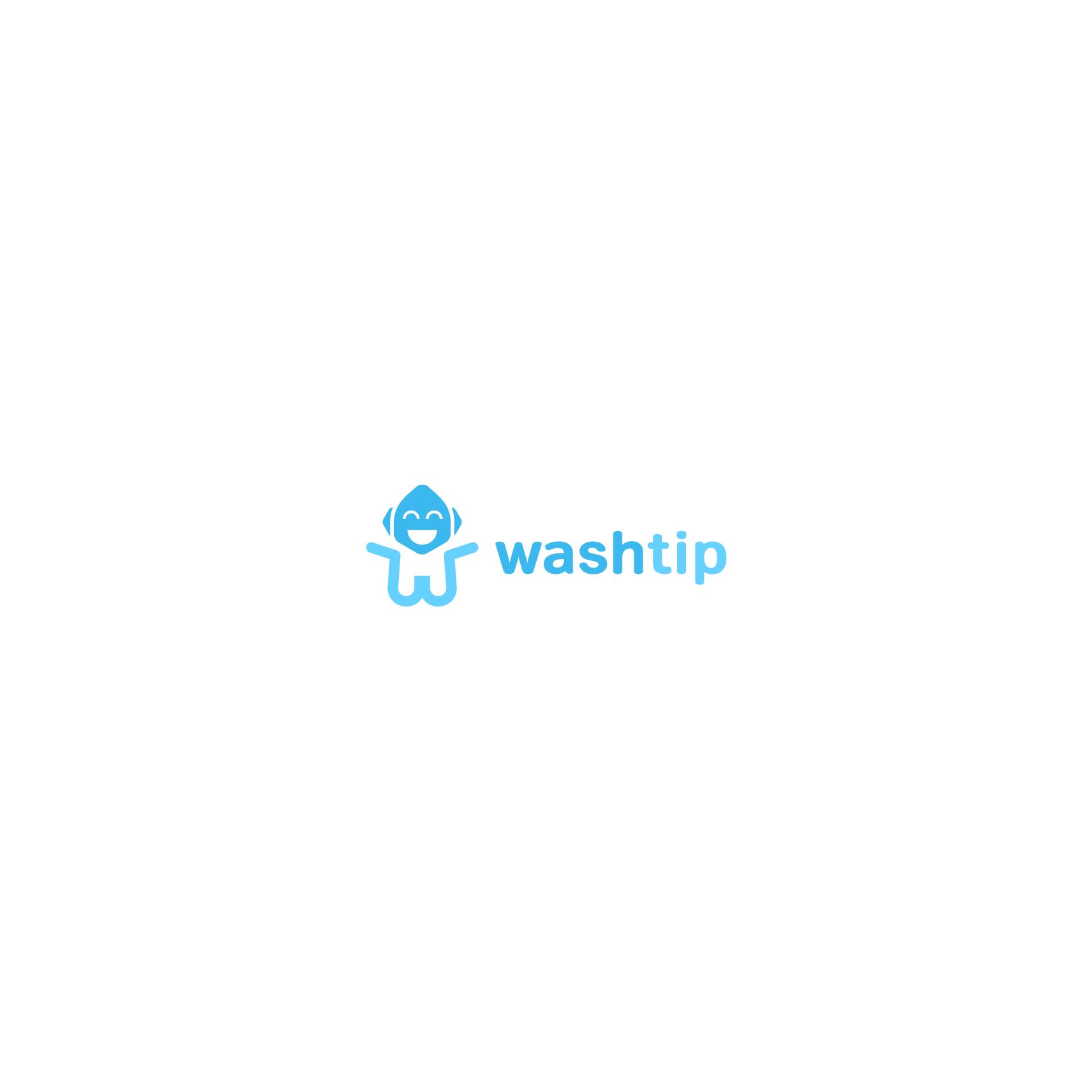 Разработка логотипа для онлайн-сервиса химчистки фото f_0695c0a967bc056b.png