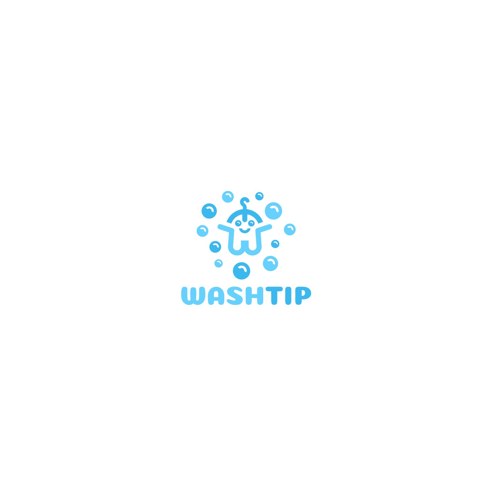 Разработка логотипа для онлайн-сервиса химчистки фото f_8605c0a8be6caae8.png
