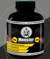Почему  Monster pro complex? (Ленд.)