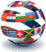 Бюро переводов и языковые курсы (Ленд.)