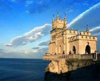 Природа азовского побережья Крыма