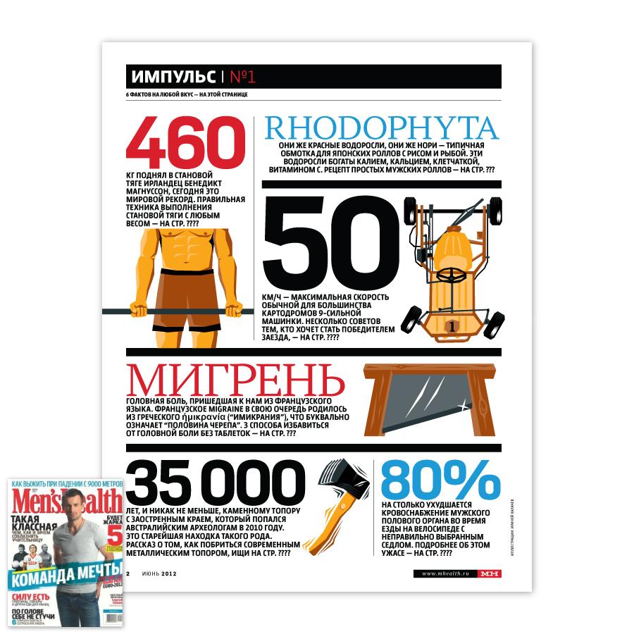 Men's Health / Июнь 2012