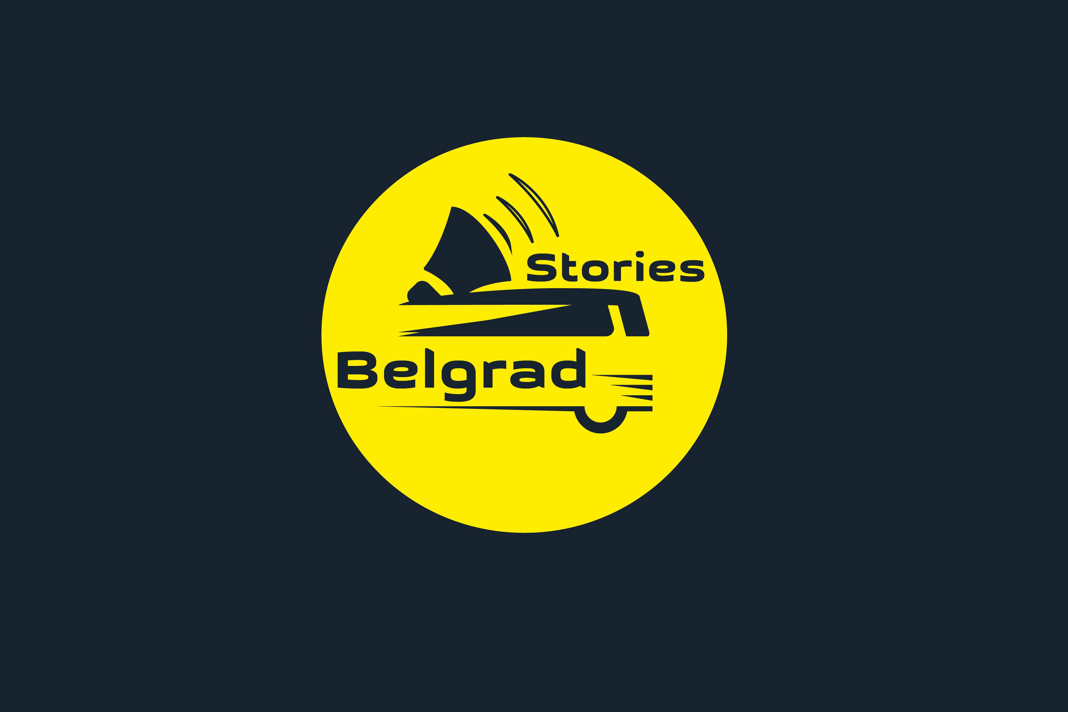 Логотип для агентства городских туров в Белграде фото f_9345895c76d2a7fd.png