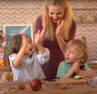 Рекламный ролик для посуды Мимимишки