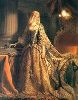 О королевах (голос: Надежда Марьина)